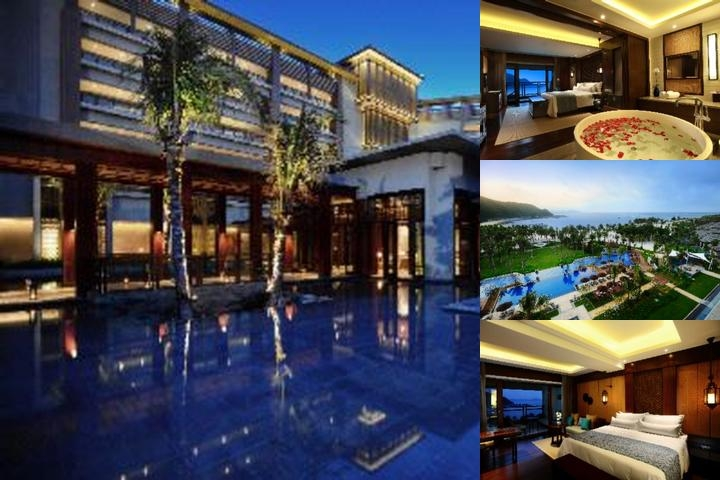 Anantara Sanya Resort & Spa photo collage