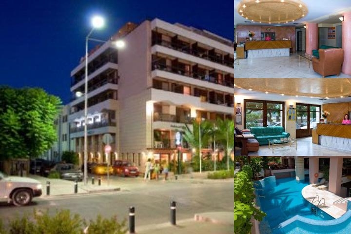 Brascos Hotel photo collage