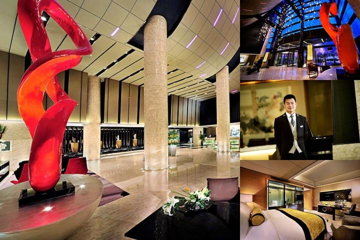 Sofitel Jinan Silver Plaza photo collage