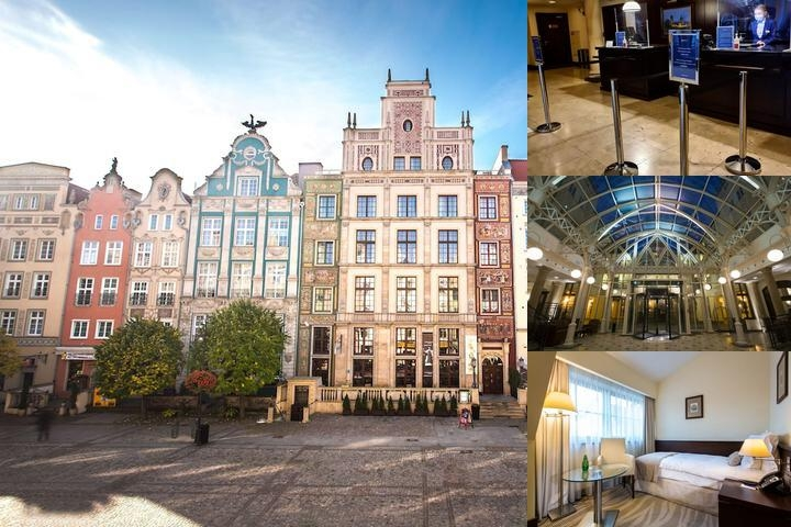 Radisson Blu Hotel Gdansk photo collage