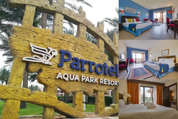 Park Inn by Radisson Sharm El Sheikh Resort photo collage