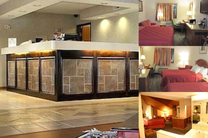 American Inn & Suites photo collage