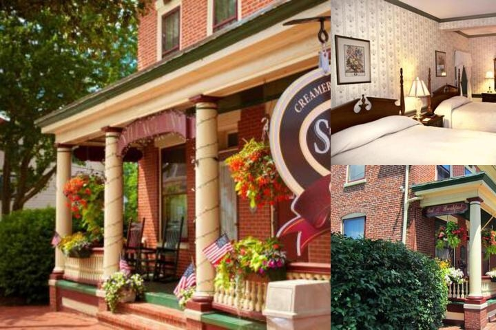 Strasburg Village Inn photo collage