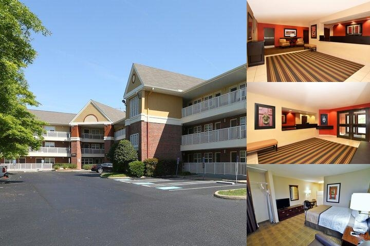Extended Stay America Crossways Blvd. photo collage