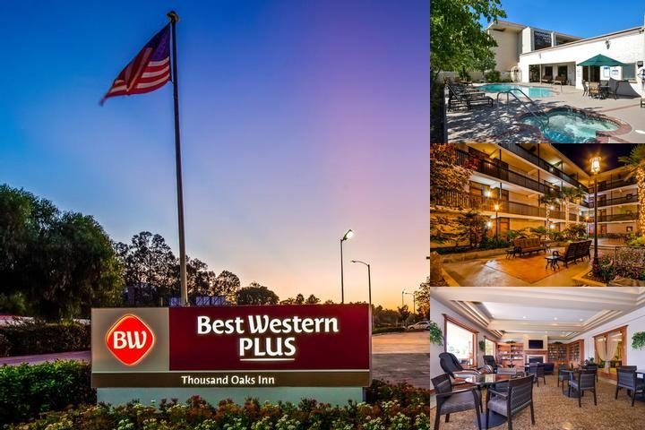 Best Western Thousand Oaks Inn photo collage
