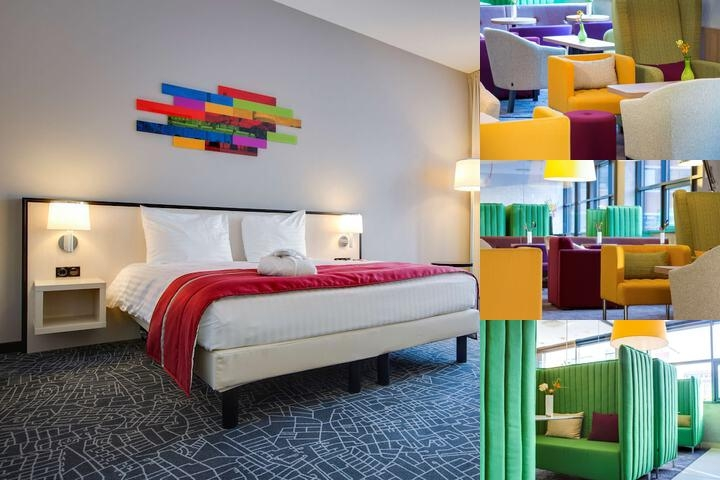 Park Inn by Radisson Amsterdam Airport Schiphol photo collage