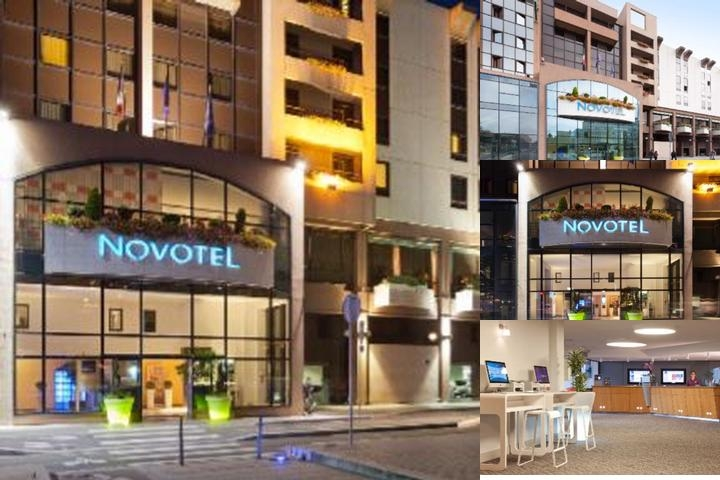 Novotel Lyon Part Dieu photo collage