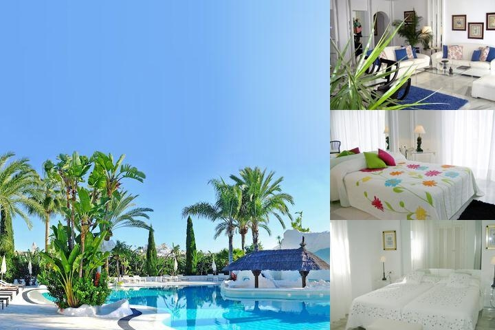 Suites Albayzin Del Mar Apartment photo collage