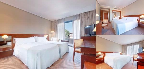 Tryp Madrid Alameda Aeropuerto Hotel photo collage