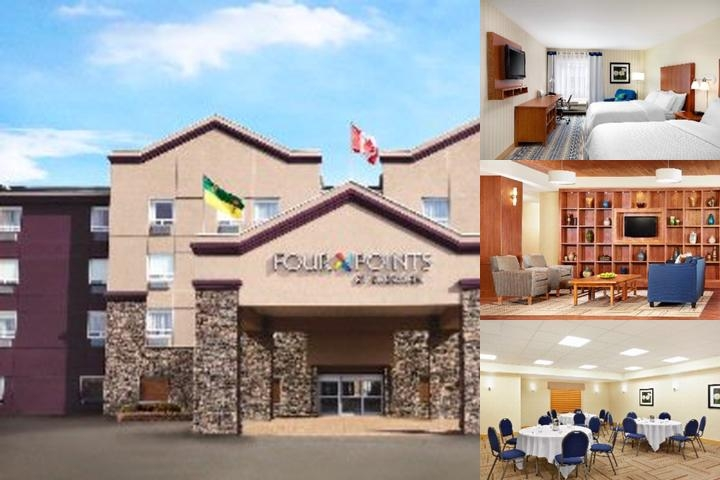 Four Points by Sheraton Saskatoon photo collage