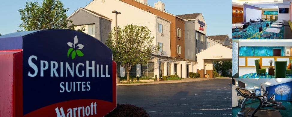 Springhill Suites photo collage