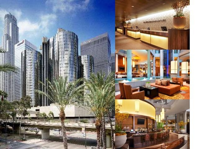 Westin Bonaventure Hotel & Suites photo collage