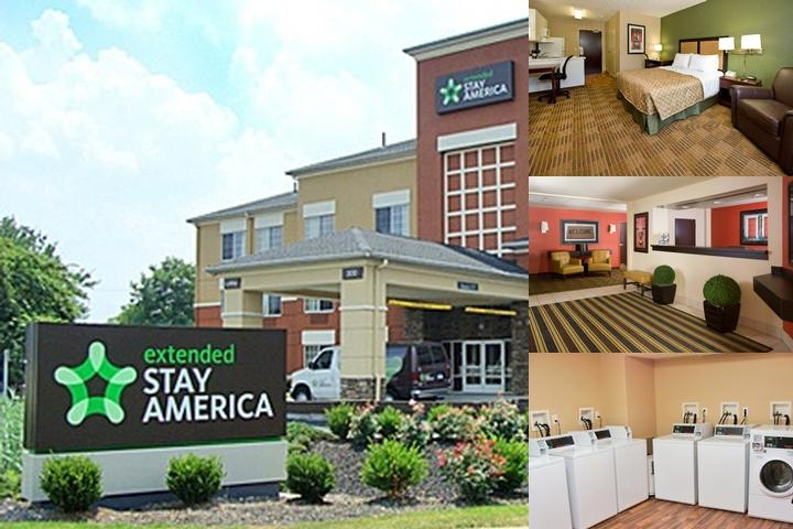 Extended Stay America Rutherford photo collage