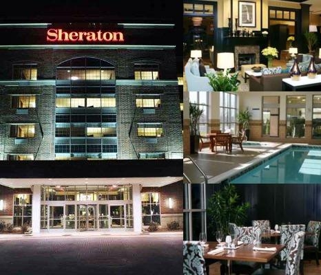 Sheraton Chicago Northbrook photo collage