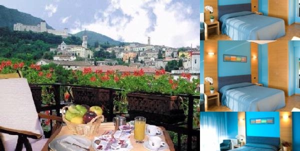 Hotel Clarici photo collage