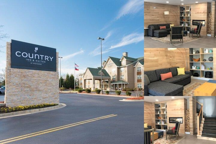Country Inn & Suites Stone Mountain photo collage