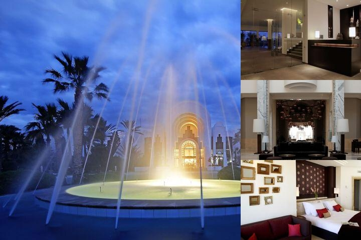 Radisson Blu Resort & Thalasso Djerba photo collage