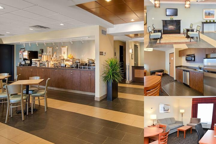 Best Western Thompson Hotel & Suites photo collage