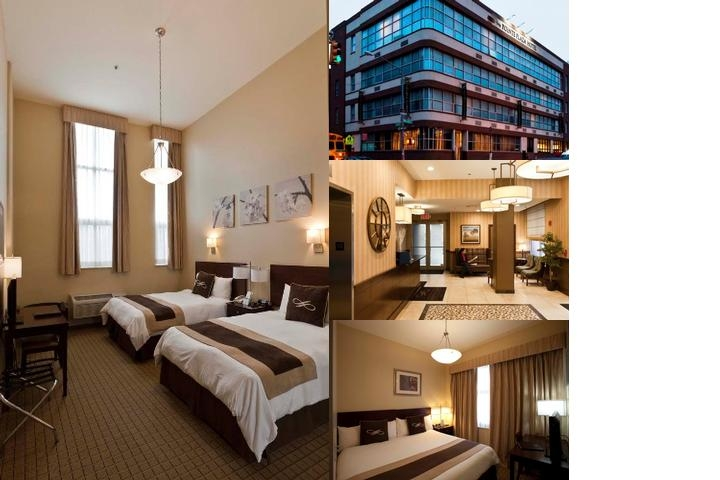 Pointe Plaza Hotel photo collage