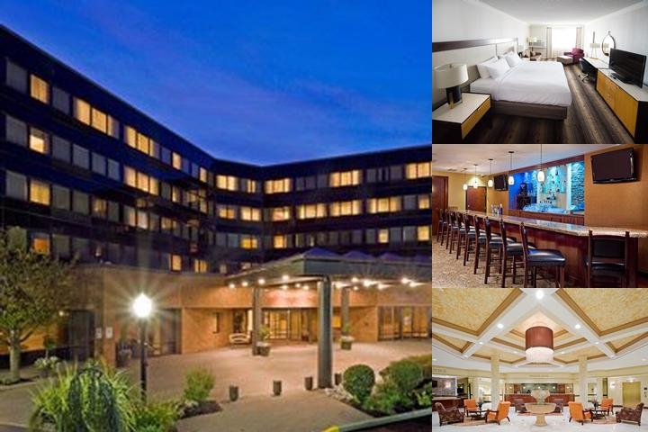 Crowne Plaza Edison photo collage