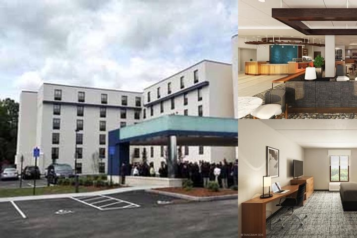 Hyatt Place Boston Braintree photo collage