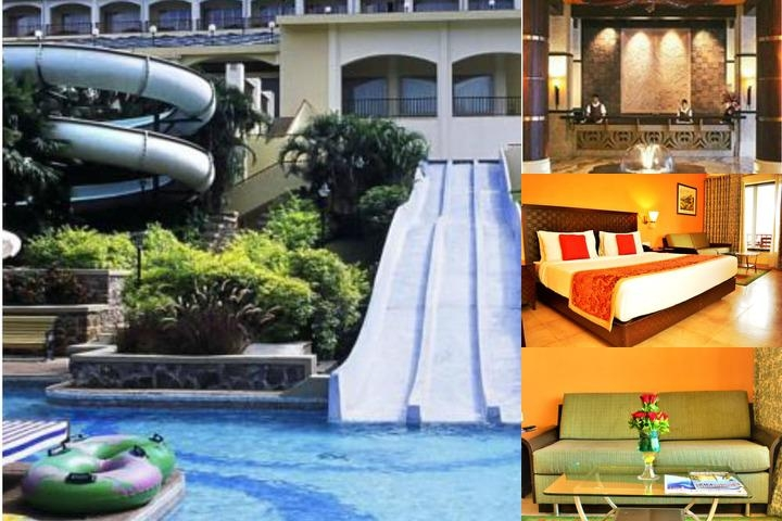 Fariyas Resort Lonavla photo collage