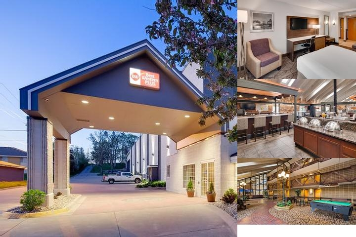 Best Western Plus Longbranch Hotel photo collage