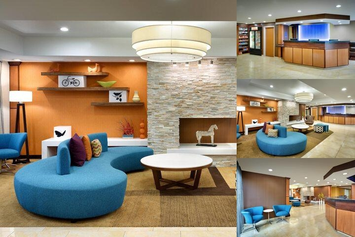 Fairfield Inn by Marriott Salt Lake City Airport photo collage