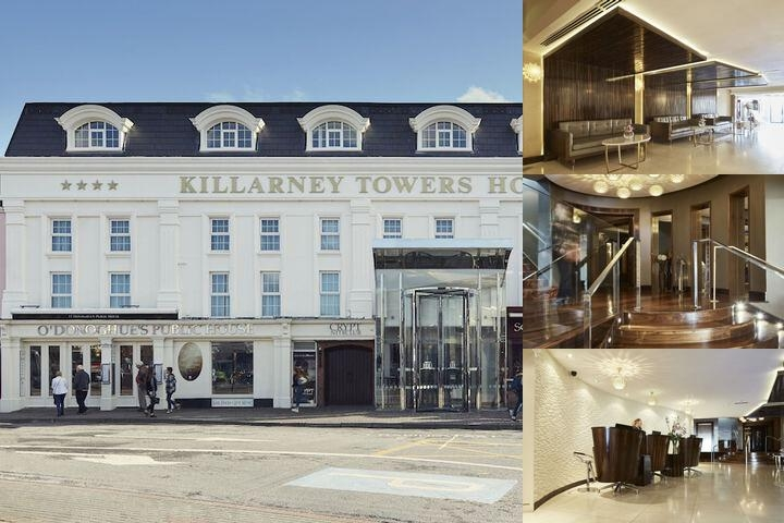 Killarney Towers Hotel & Leisure Centre photo collage