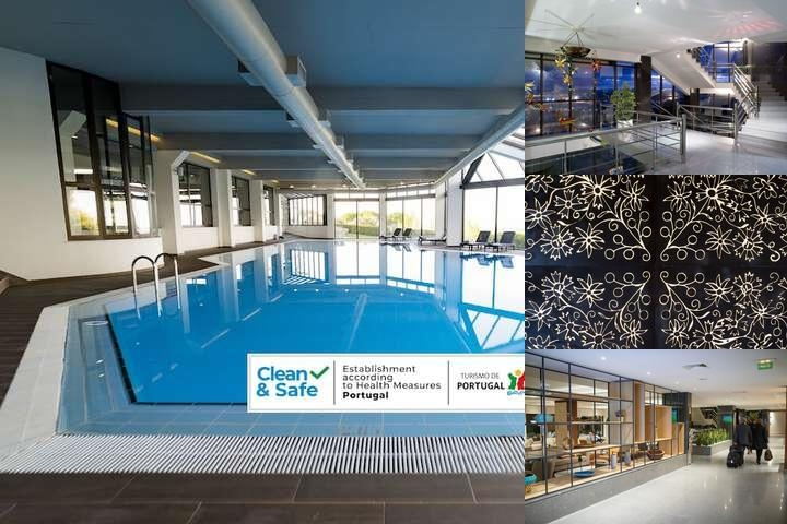 Tryp Colina Do Castelo Hotel photo collage