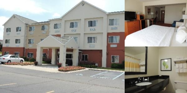 Fairfield Inn by Marriott Indianapolis South photo collage