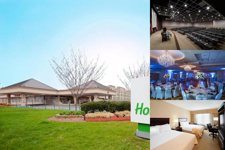 Holiday Inn & National Conference Center photo collage