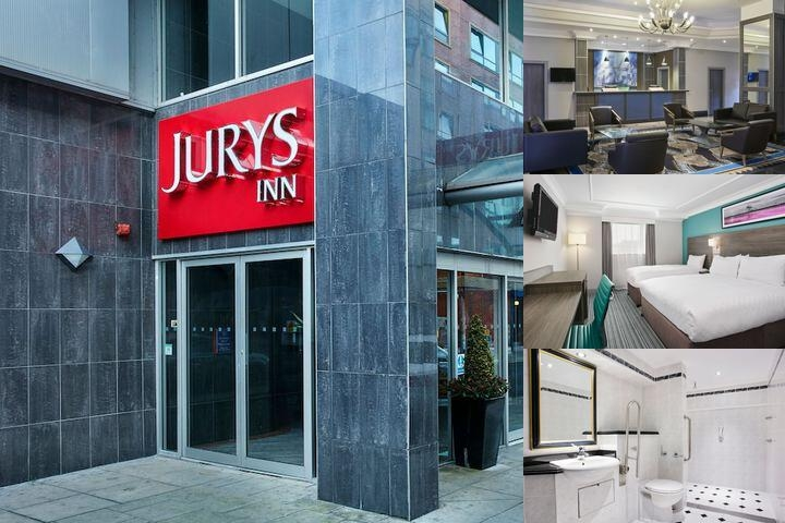 Jurys Inn Middlesbrough photo collage