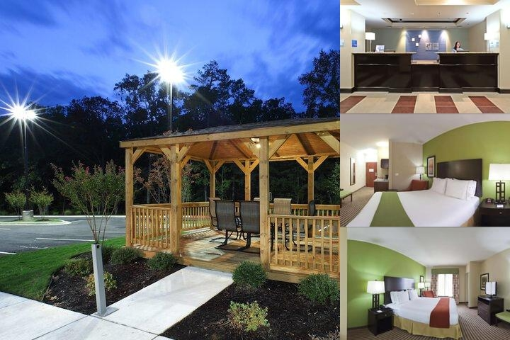 Holiday Inn Express & Suites Maumelle photo collage