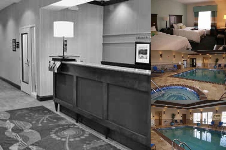 Hampton Inn Farmington photo collage