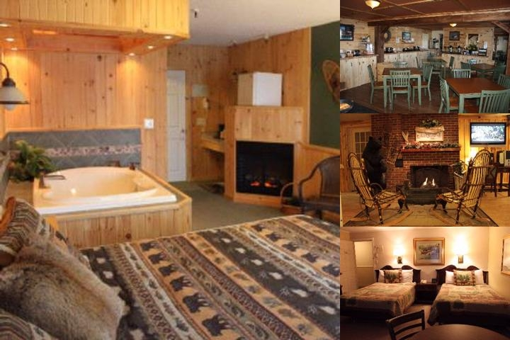Vacationland Inn photo collage