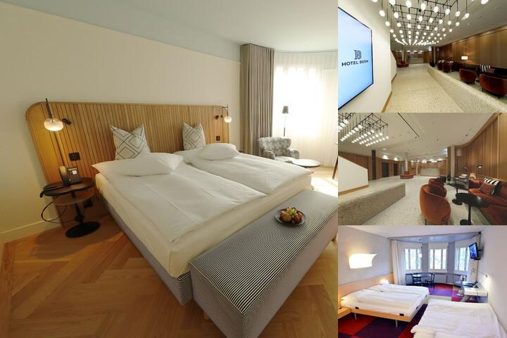 Best Western Hotel Bern photo collage
