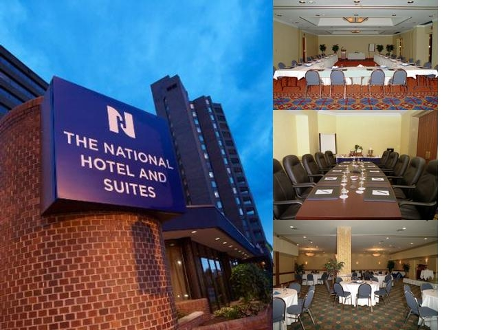 National Hotel & Suites Ottawa photo collage