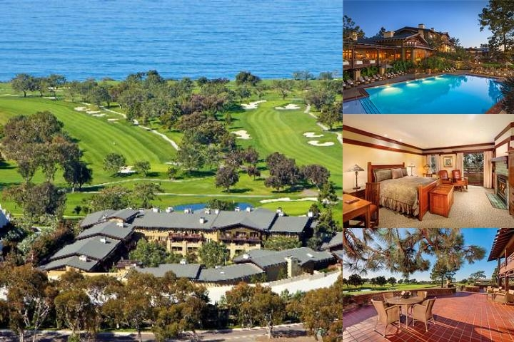 The Lodge at Torrey Pines photo collage