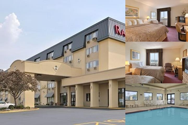 Ramada Fairview Heights photo collage