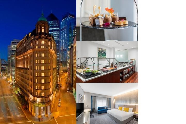 Radisson Blu Plaza Hotel Sydney photo collage