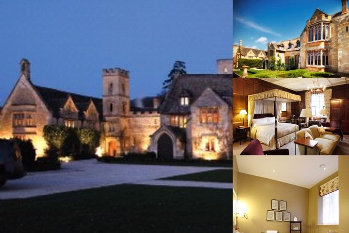 Ellenborough Park photo collage