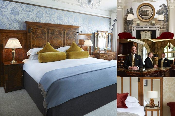 The Goring photo collage