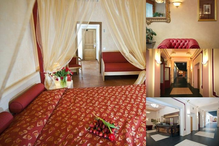 Hotel Caesar Prague photo collage