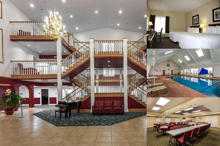 Branson Towers Hotel photo collage