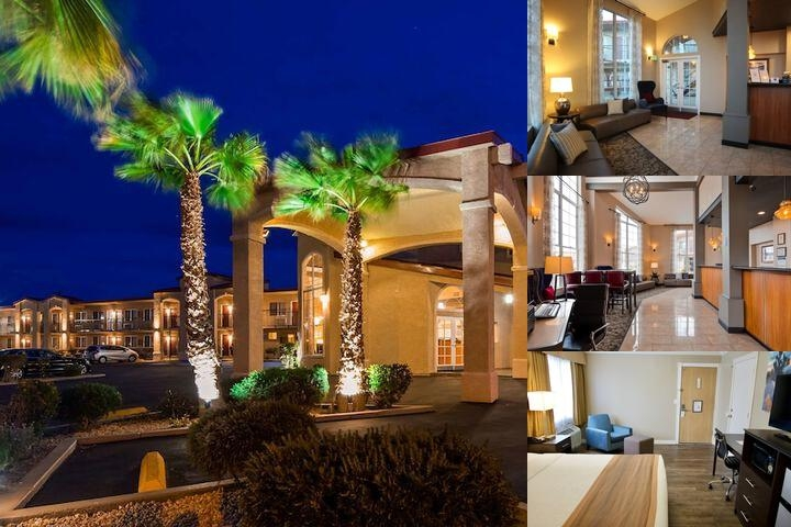 Best Western China Lake Inn photo collage