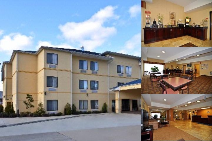 Best Western Moffett Road Inn photo collage