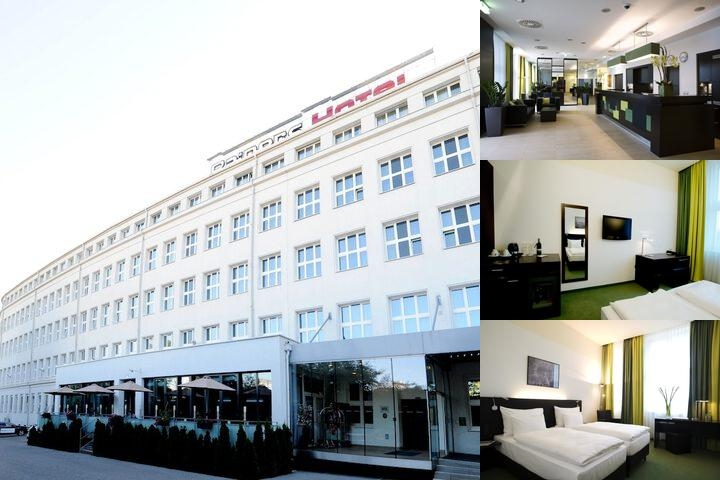 Hotel Rainers Vienna photo collage