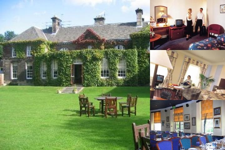 Ellersly House Hotel photo collage