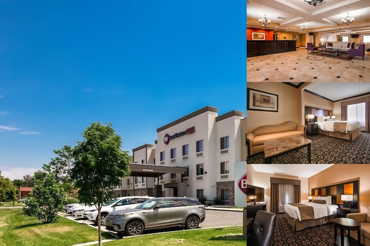 Best Western Plus Airport Inn & Suites photo collage